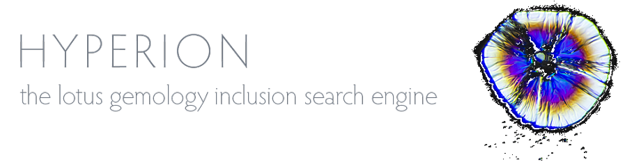 Hyperion • Inclusion Search Engine • Lotus Gemology