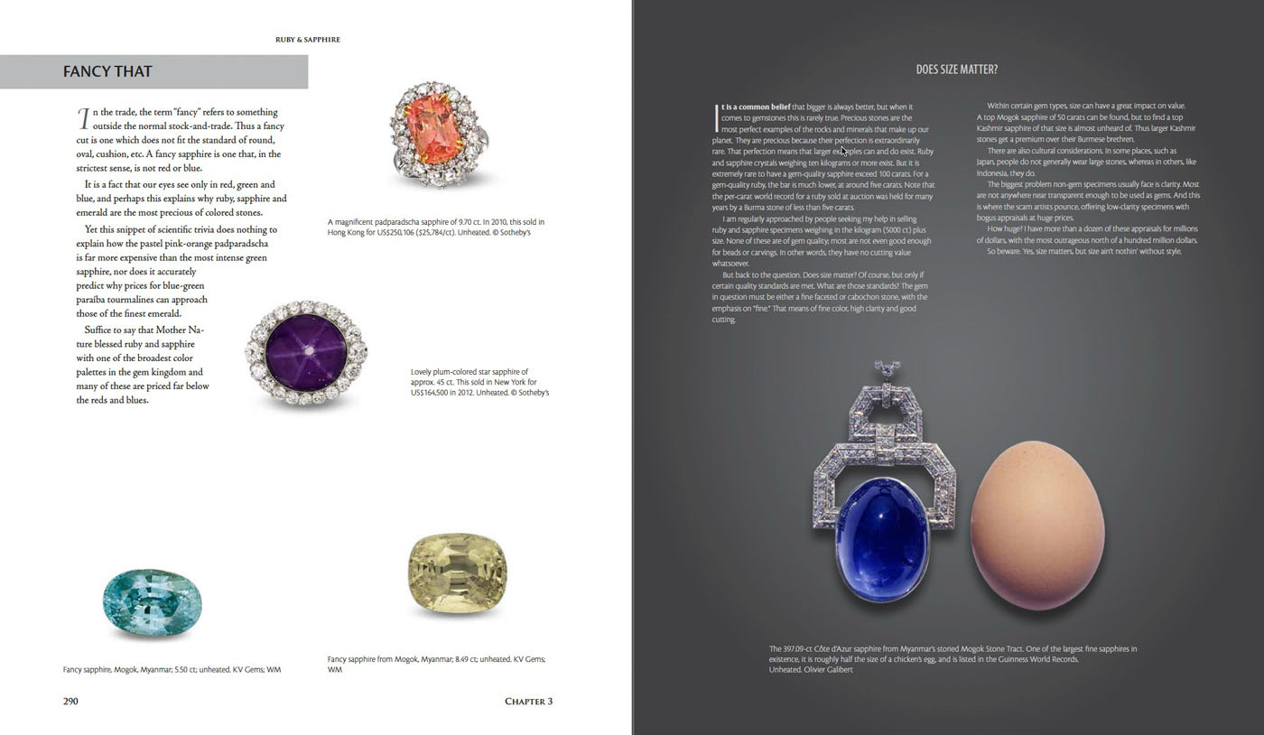 Ruby & Sapphire: A Collector's Guide – Connoisseur