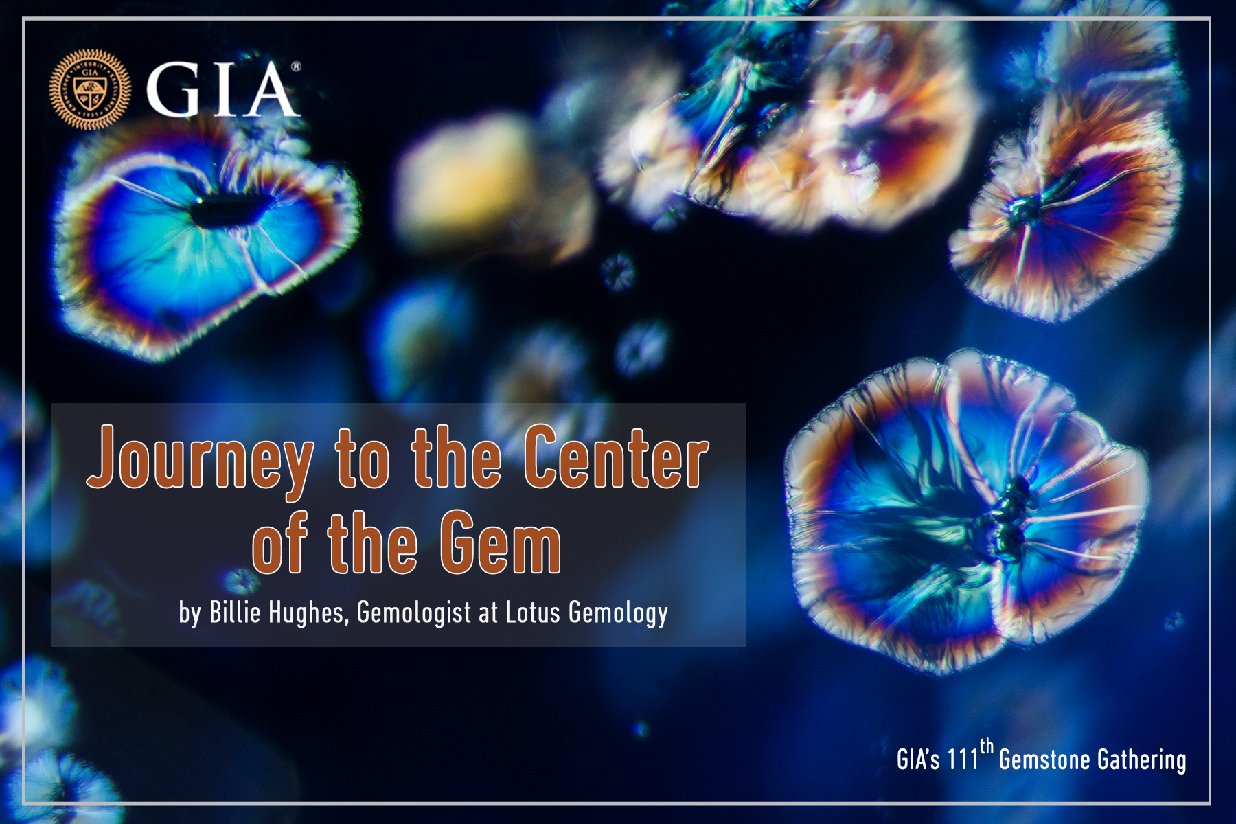 Journey to the Center of the Gem