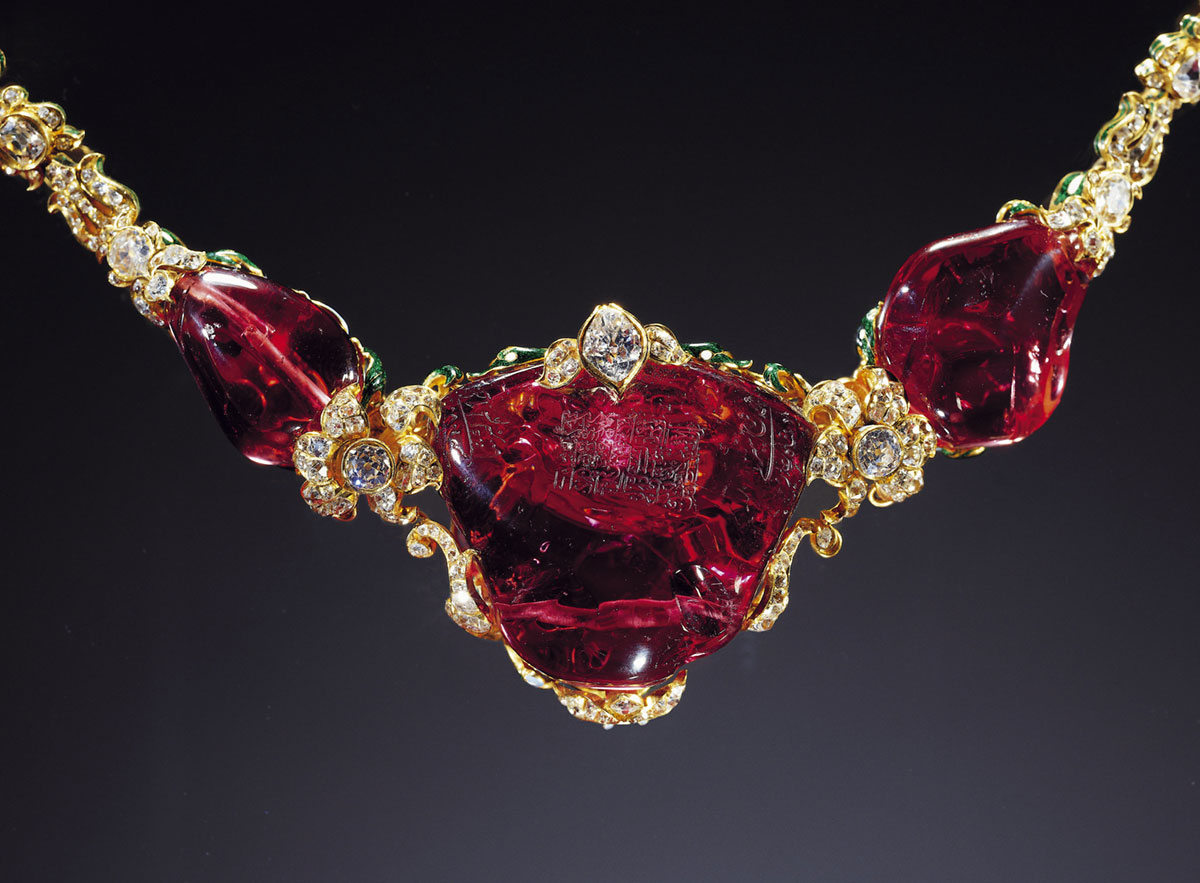 Black Prince S Ruby Blood Red Souvenir Of Conquest