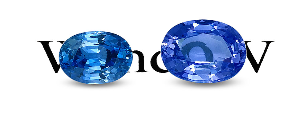 Brilliance, Windows, and Extinction in Gemstones