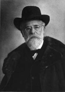 Gustav von Tschermak Seysenegg