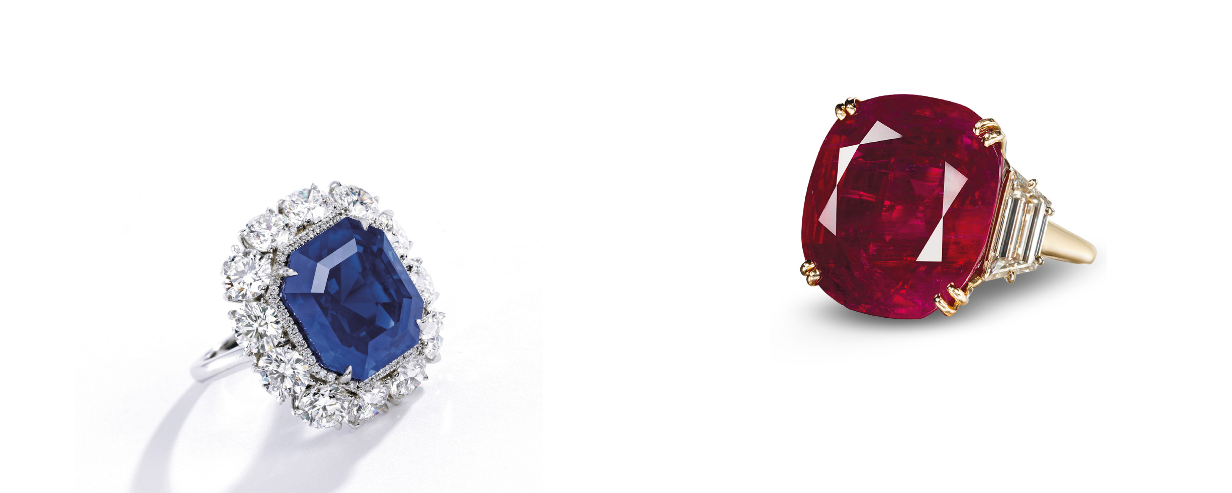 Under the Hammer  |  Ruby & Sapphire Auction Records