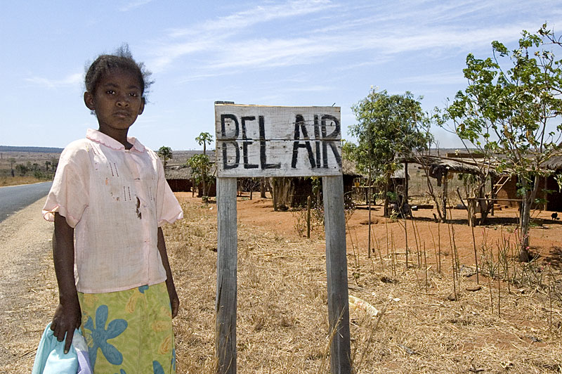 Bel Air, Madagascar. Photo: Richard W. Hughes