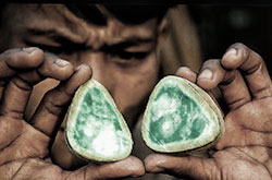 Burmese Jade  |  The Inscrutable Gem