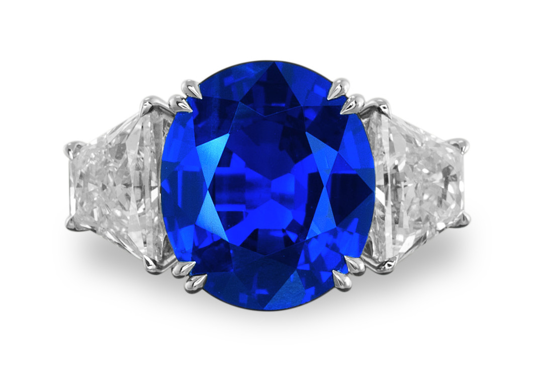 Pure Sapphire Ring