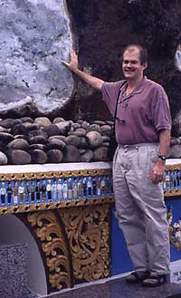 George Harlow is curator of Gems and Minerals at the American Museum of Natural History, New York City.